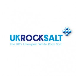 UK Rock salt logo design