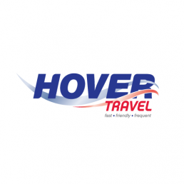 Hover Travel Logo