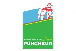 Puncheur, poster design