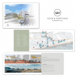 Brochure Design for local government