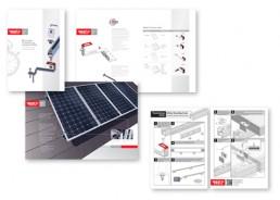 Redtip Brochure Design