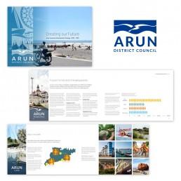 Local Government Brochure Design